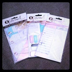 Teresa Collins Memo Pads, Tags & Envelopes